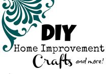 Home improvement and DIY / by Cheryl Hoffman