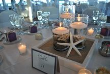 Ocean Theme (Beach) / Beach themed are popular and we can help you find the perfect decor.  How can we help you? www.yourmainstream.com   Main Stream Events and PR Firm