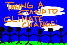 Kids Stand Up for Earth / As world leaders discuss the planet at the COP21 conference, our readers take a stand for nature too.