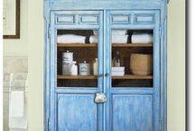 """""""OLD & BLUE"""" / by Jodi Hunley"""