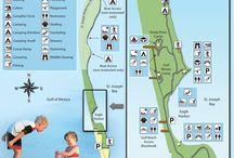 Cape San Blas - Parks
