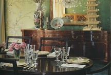 dining room / by Katherine Middien