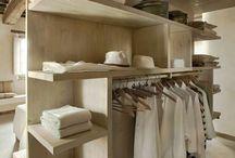 Dressing room&closets