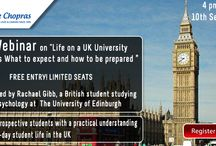 "Registration Starts for Webinar on ""Like on UK University Campus"""