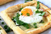 Breakfast foods / Stuff for breakfast / by Bethany Kehl Esposito