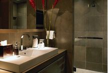 Bathrooms / by Kristin Driscoll