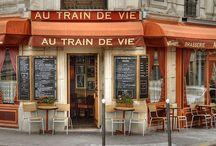 Restaurants Terrassen Cafe,s / by Mieke lobker