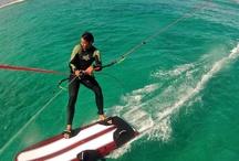 Summer, Kite, Windsurf and Passion