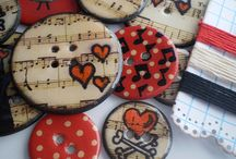 Button & Lace Boulevard / Pin all you want...these pins are for you to enjoy too. / by Donna Hardway Yoho