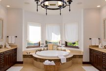 Bubble Bath / Beautiful bathrooms from Cruvita.com and other inspirations.