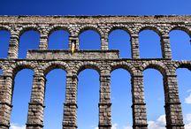 Segovia (Spain) / Photos taken April 2014