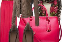 Fashion Hijab:  Leather jacket