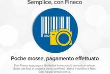 #SemplicementeFineco / Tanti servizi, semplicemente unici. Con #Fineco è così ;-) La banca che semplifica la banca.