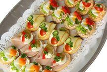 Jedzenie na impreze