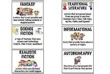 reading - genre