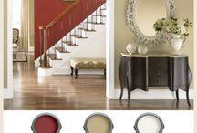 Basement paint colors