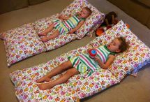 Sleeping bag ideas