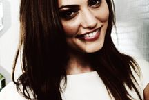 hayley marshall / phoebe tonkin / because we love phoebe tonkin playing hayley marshall ;;