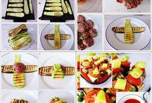 az kalorili yemekler