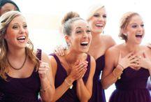 Wedding & bridesmaid
