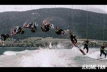 wakeboarding ;-)