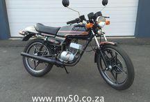 Suzuki RGe 50cc