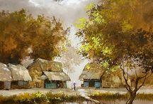 Inspiring painters