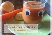 Smoothies für Kinder