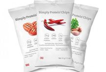 DESIGN packaging protein