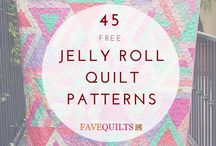 Quilt Jelly Roll Patterns