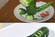 platouri cu vegetale si aperitive