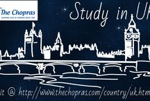 Study in UK How to Apply