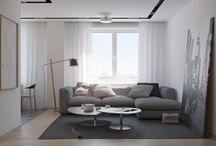 Minimalist flats