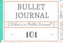BuJo 1. -  Mi az a Bullet Journal? / Hogyan épül fel a Bullet Journal? Ezen a táblán a Bullet Journal alap felépítésével kapcsolatos pineket gyűjtöttem össze Neked.