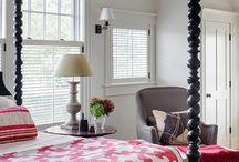 Four poster bedroom decor ideas
