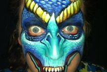 Face Paint Dino/dragons