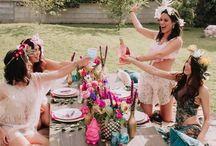 Coachella party