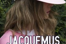Larose Paris x Jacquemus / Collaboration between Larose Paris and french brand Jacquemus