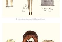 Fashion / illustration