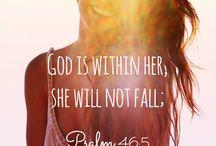Faith when I fall<3 / by Anna Reynolds