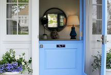 Home Decor: Doors / Interior and exterior doors of all styles and colors