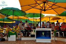 Sports village 'World Cup 2014'