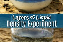 Water Science / Water science experiments for kids. Experiment and learn with water science!