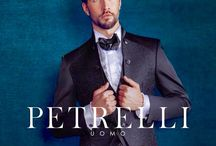 Alex Belli testimonial 2015 Petrelli Uomo / #man #suits