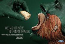 Environmental Awareness Advertising