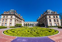 Cour d'honneur de la Cité internationale