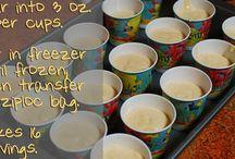 Hondenkoekjes ijswinkel