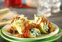 Dinner Recipes / Warm, cozy vegetarian dishes the two of you can cook and eat together.