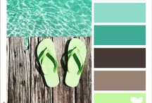 Colors! / pretty color schemes  / by Faye Schofield
