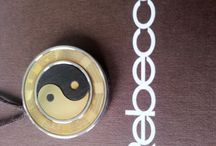 Yin und Yang Amulett